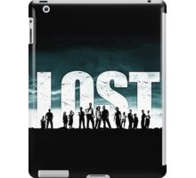 Lost - Title and Characters iPad Case/Skin