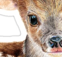 Cute Baby Deer/ Fawn Sticker