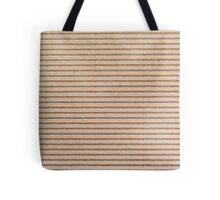 Corrugated Cardboard Tote Bag