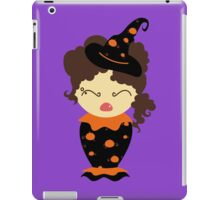Halloween in Salem iPad Case/Skin