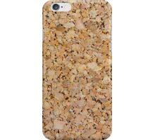 Cork Board iPhone Case/Skin