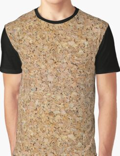 Cork Board Graphic T-Shirt