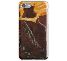Mountains and Yellow Sky iPhone Case/Skin