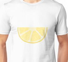 Bright pattern with lemon slices Unisex T-Shirt