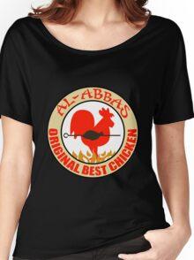 Al-Abbas: Original Best Chicken Women's Relaxed Fit T-Shirt