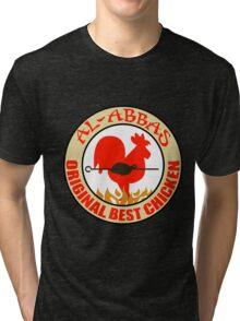 Al-Abbas: Original Best Chicken Tri-blend T-Shirt