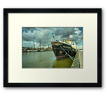 The Friesland Framed Print