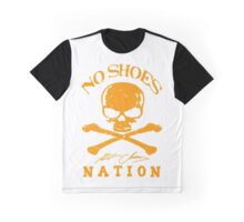 No Shoes Nation Kenny Chesney DR (2) Graphic T-Shirt