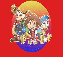 Kingdom Hearts Friends Unisex T-Shirt