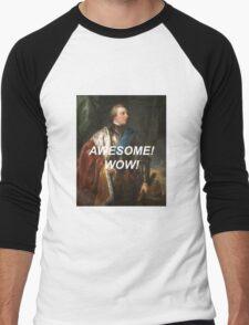 Groffsauce Men's Baseball ¾ T-Shirt
