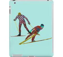 Nordic Combined iPad Case/Skin