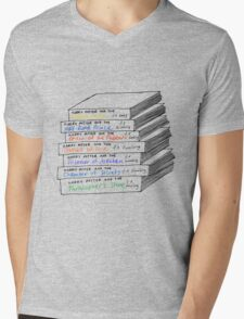 Harry Potter Book Stack T-Shirt
