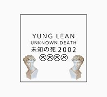 Yung Lean Unkown Death Vaporwave Aesthetics Unisex T-Shirt