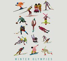 Winter Olympics Unisex T-Shirt