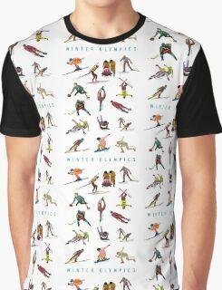 Winter Olympics Graphic T-Shirt