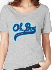 Oh Boy! - Quantum Leap Women's Relaxed Fit T-Shirt
