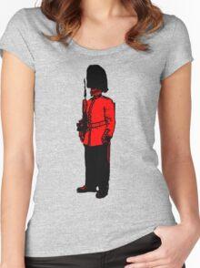 Queen's Guard Women's Fitted Scoop T-Shirt
