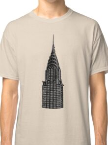 Chrysler Building New York Classic T-Shirt