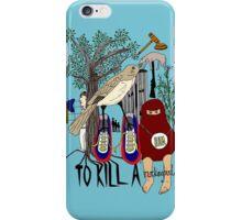 To Kill a Mockingbird (colour) iPhone Case/Skin
