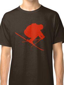 Skier  Classic T-Shirt