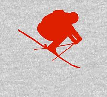 Skier  Unisex T-Shirt