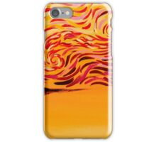 Bladensburg Waterfront at Sunset (Second) iPhone Case/Skin