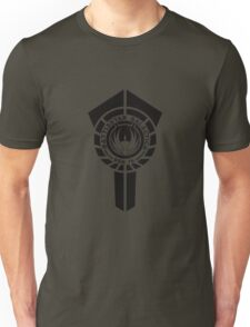 battlestar galactica logo - So Say We All Unisex T-Shirt