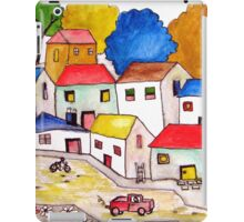 Everybody has a story to tell iPad Case/Skin
