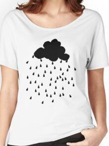 Rain Cloud Women's Relaxed Fit T-Shirt