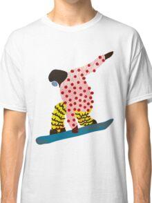 Snowboarder Classic T-Shirt