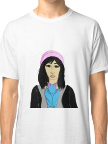 Witch with Zubat Classic T-Shirt