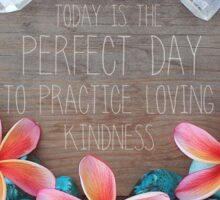 Loving Kindness Sticker