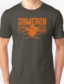 dameron flight school Unisex T-Shirt