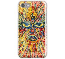 Sun God  iPhone Case/Skin