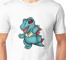 Adorable Totodile! Unisex T-Shirt