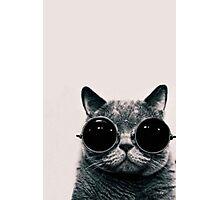 c00l cat Photographic Print