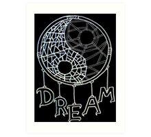 Dark dreams Art Print