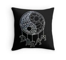 Dark dreams Throw Pillow