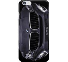 BMW dark grey iPhone Case/Skin