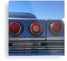 That's Right, Tail Lights Metal Print