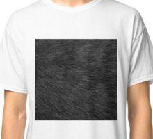 BLACK CAT FUR Classic T-Shirt