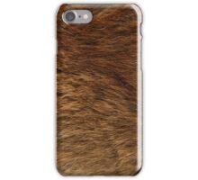 BEAR FUR iPhone Case/Skin