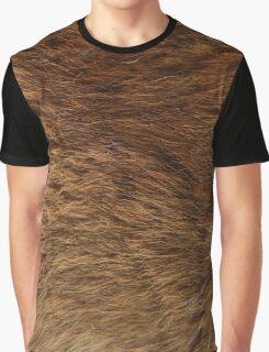 BEAR FUR Graphic T-Shirt