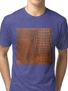 ALLIGATOR SKIN Tri-blend T-Shirt