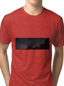 Suburban Night Sky Tri-blend T-Shirt