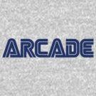 Arcade SEGA-ish (borderless) by ropified