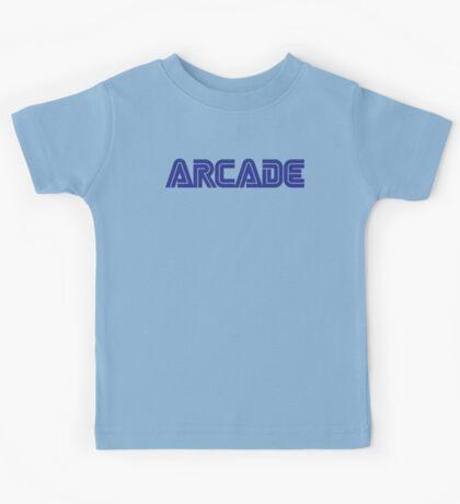 Arcade SEGA-ish (borderless) Kids Tee