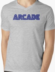 Arcade SEGA-ish (borderless) Mens V-Neck T-Shirt