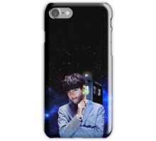Bts V - Doctor who edit iPhone Case/Skin