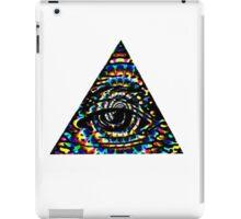 psycho illuminati iPad Case/Skin